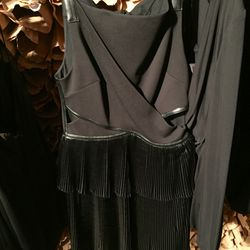 Ohne Titel pleated dress, $165 (from $550)