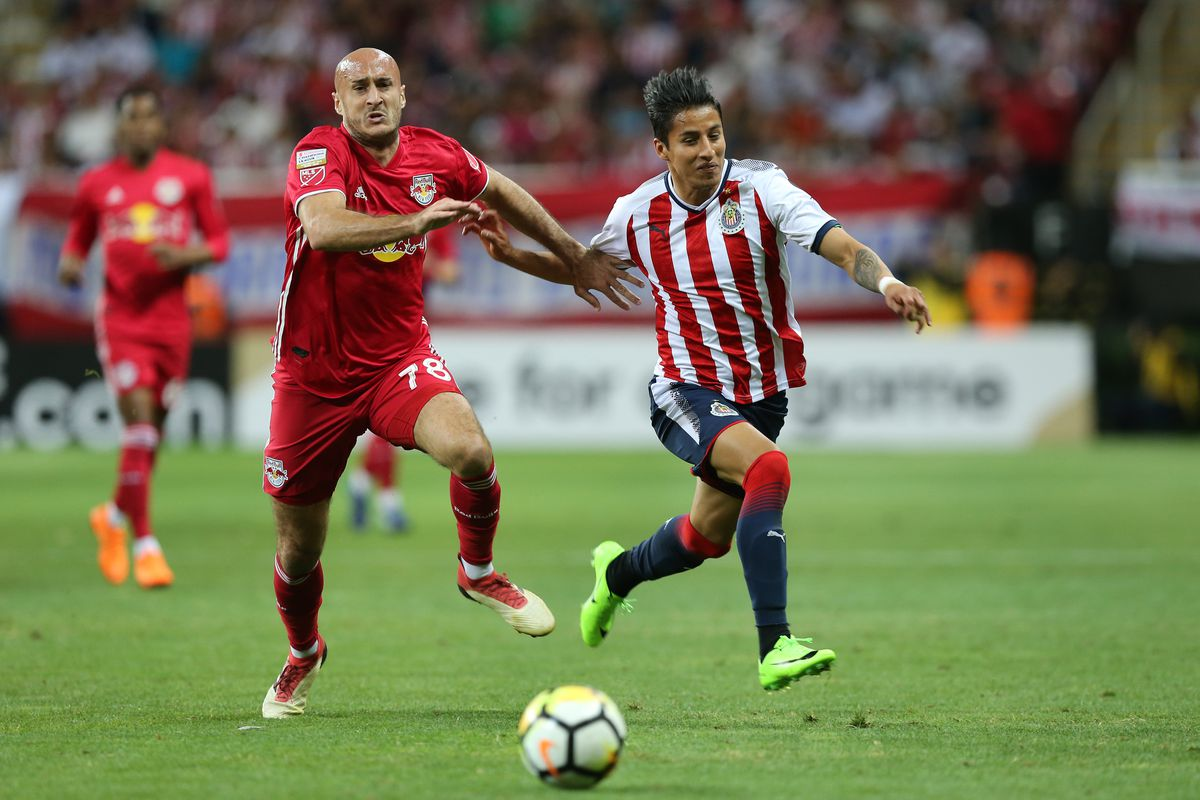 Chivas v New York RB - CONCACAF Champions League 2018