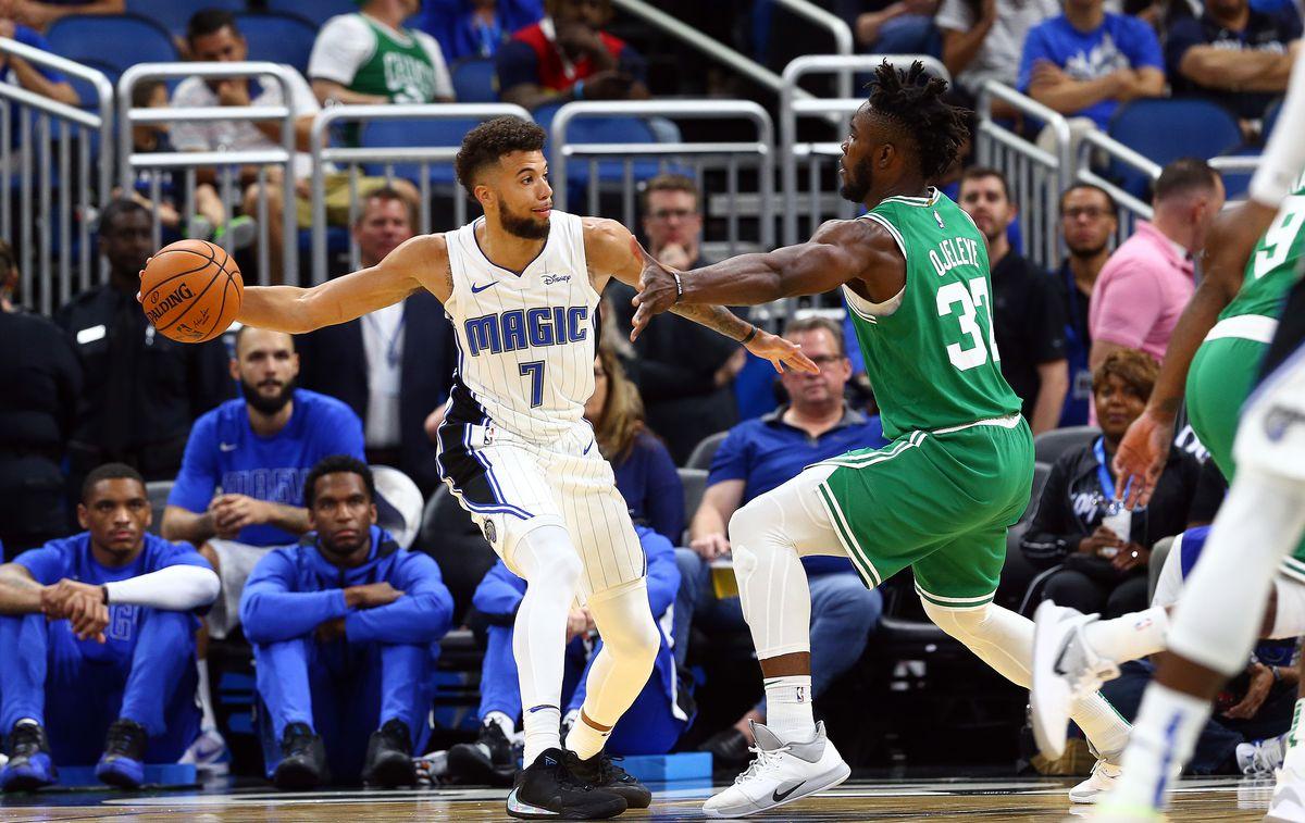 NBA: Preseason-Boston Celtics at Orlando Magic