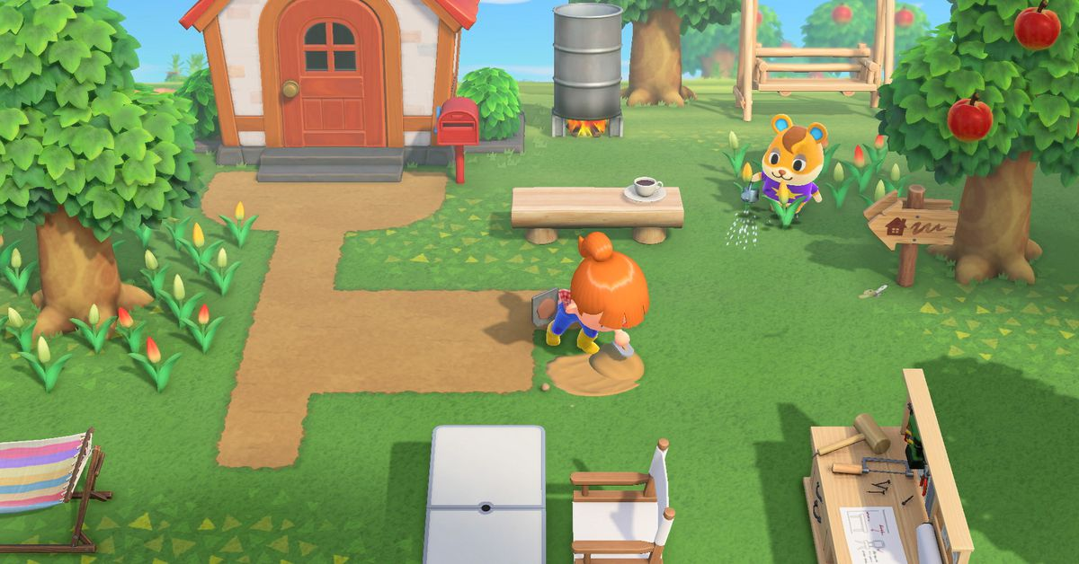 For Animal Crossing fans, no detail is too small