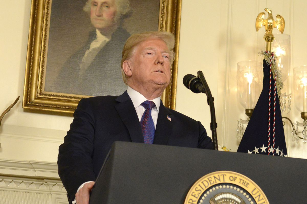 Eight-five percent of President Donald Trump's Senate-confirmed U.S attorneys are white men, compared with 58% in Democratic President Barack Obama's eight years, 73% during Republican George W. Bush's two terms and, at most, 63% under Democrat Bill Clinton.