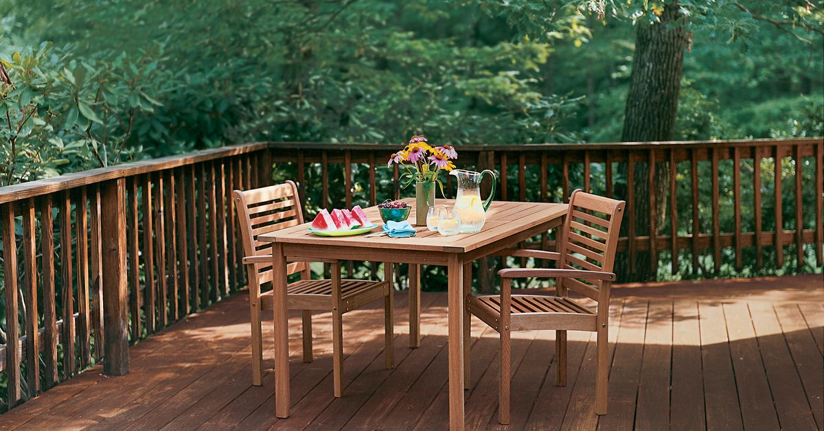Read This Before You Build Your Deck Old House