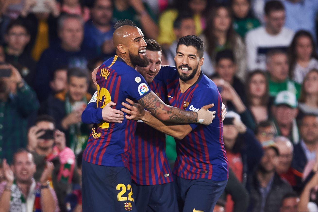 Three things we learned from Barca's win over Betis