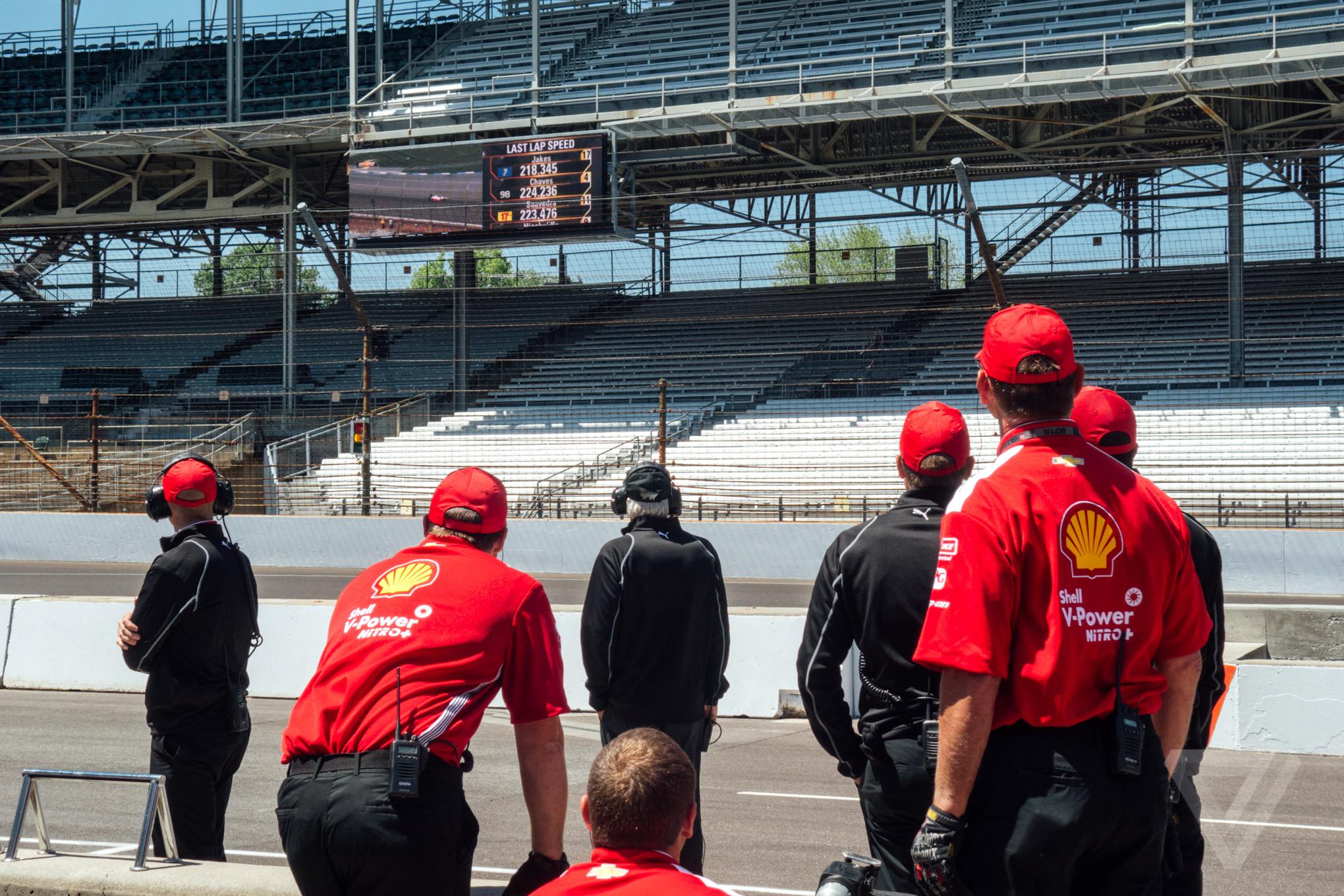 IndyCar indy 500