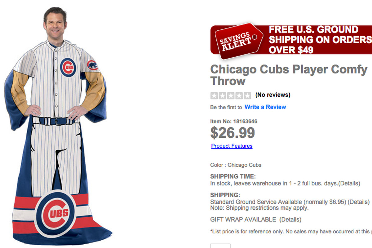 A Cubs Black Friday Guide: Gifts Under 30 Bucks