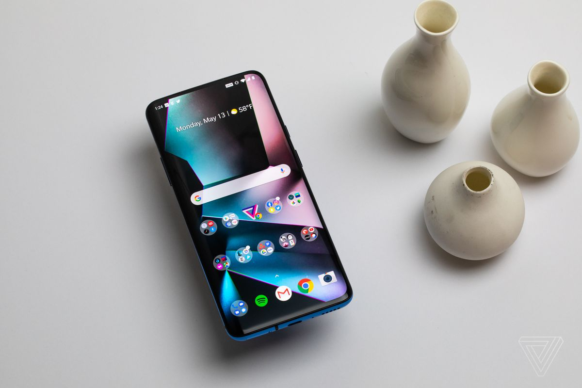 You Can Get The Upgraded Oneplus 7 Pro For 450 Right Now The Verge