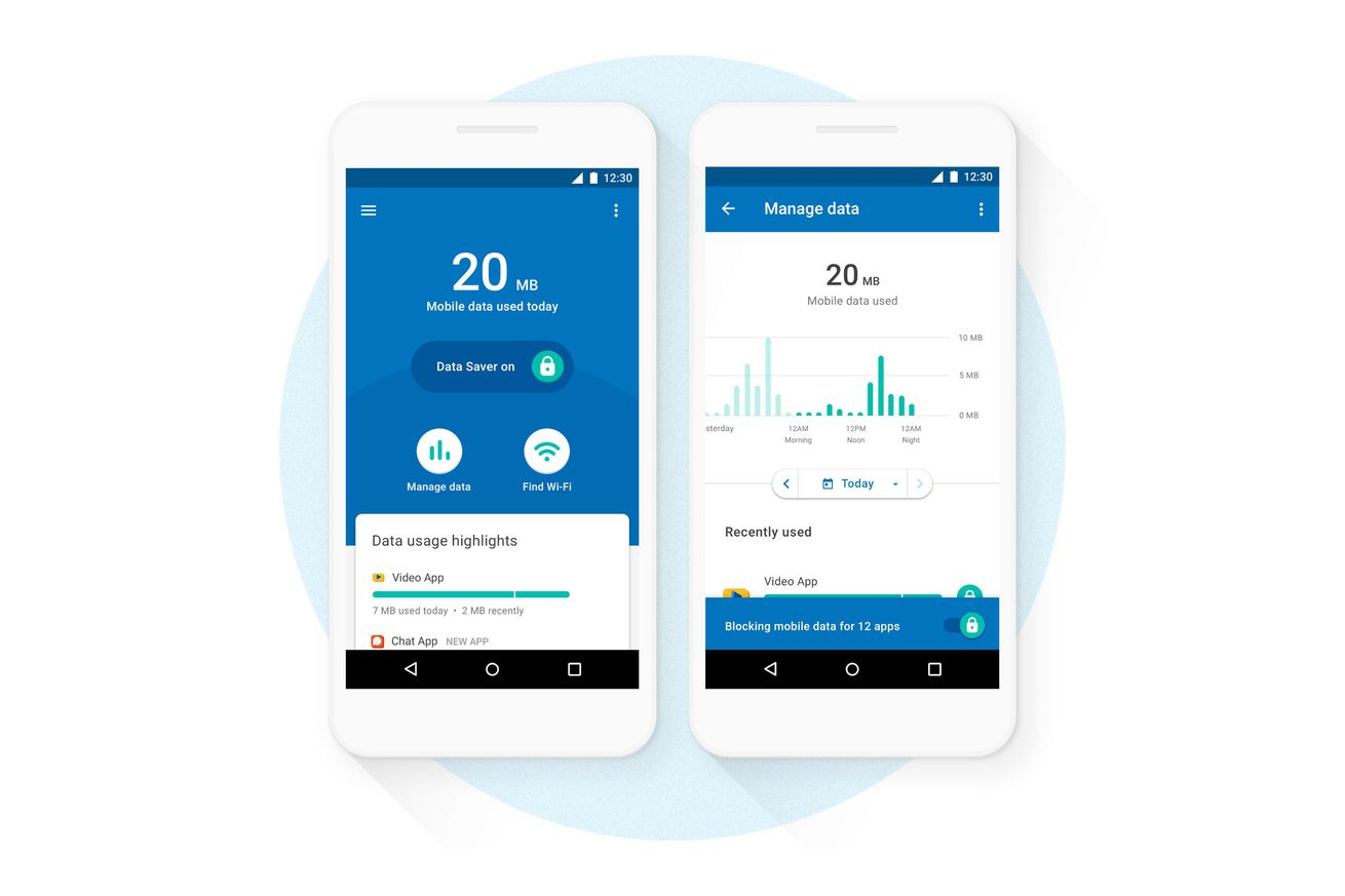 google s new android app stops other apps from wasting your data