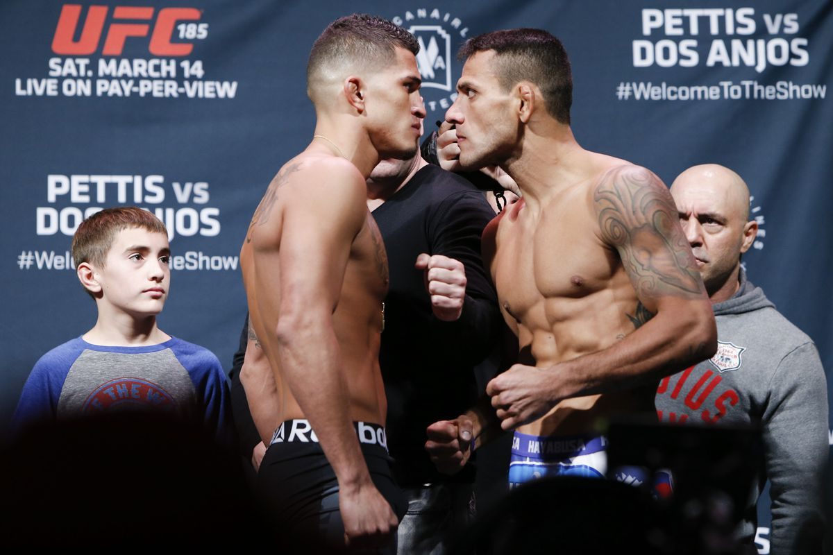 UFC 185 live blog: Anthony Pet...