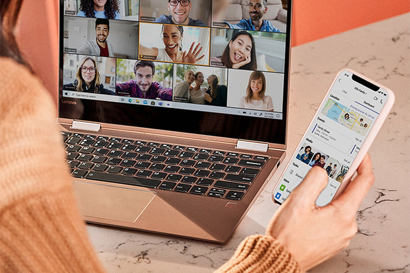 Microsoft Teams launches for friends and family with free all-day video calling