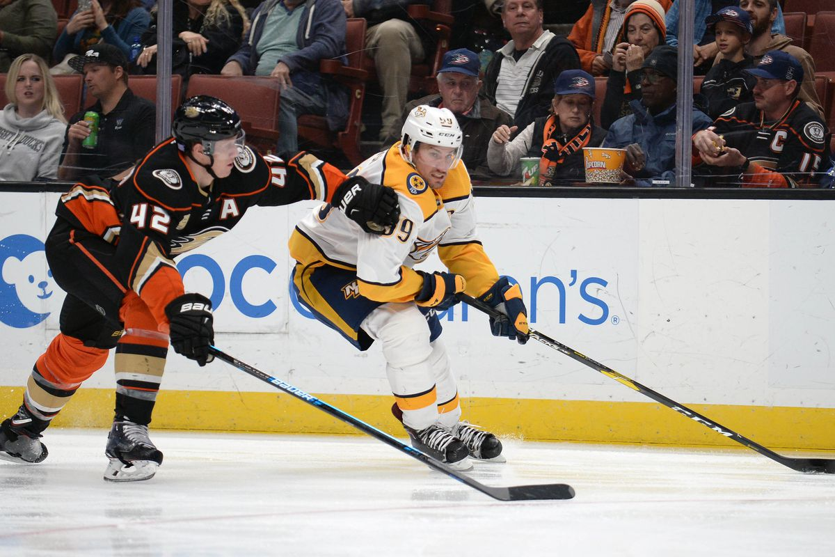 Anaheim Ducks Vs Nashville Predators Game Preview Who S Paying For