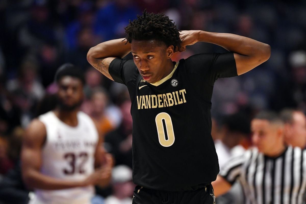 SEC Basketball Preview: Jerry Stackhouse and the Vanderbilt Commodores