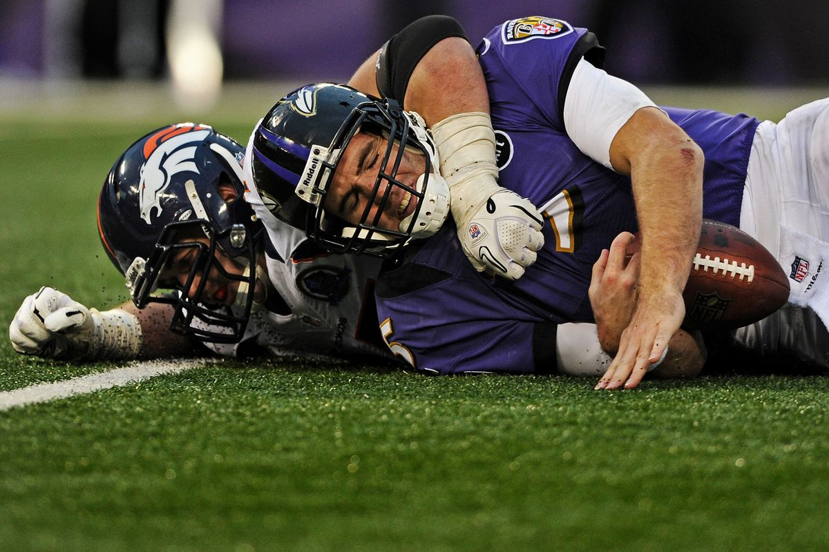 Derek Wolfe will have quite the opportunity coming off the absence of Elvis Dumervil this season.