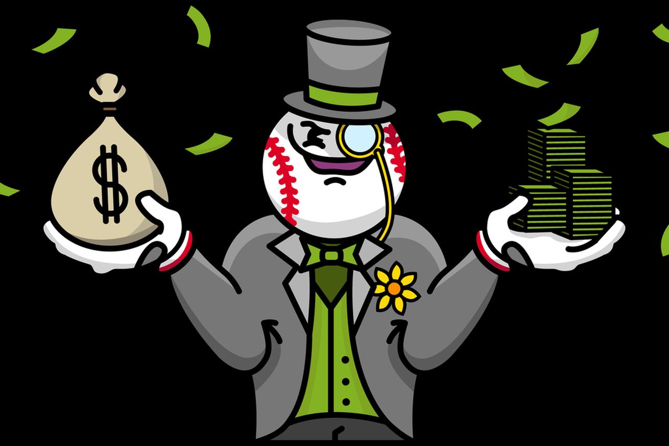 moneybaseball.0 - 'It's just business'