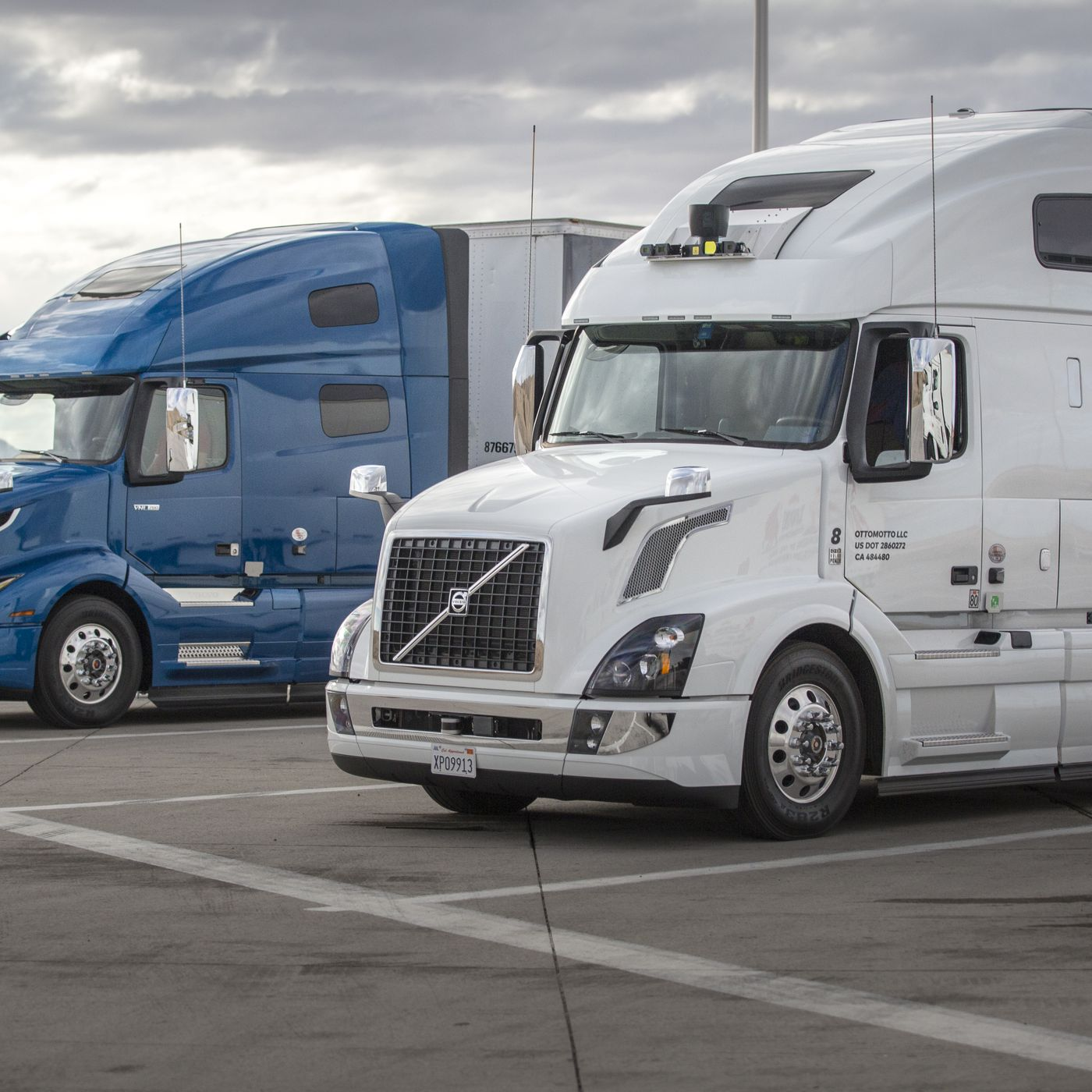 Uber's self-driving trucks are now delivering freight in