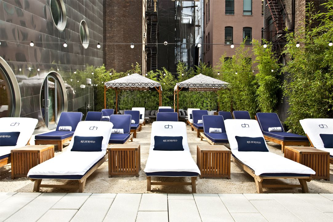 Hotels With Rooftop And Indoor Pools