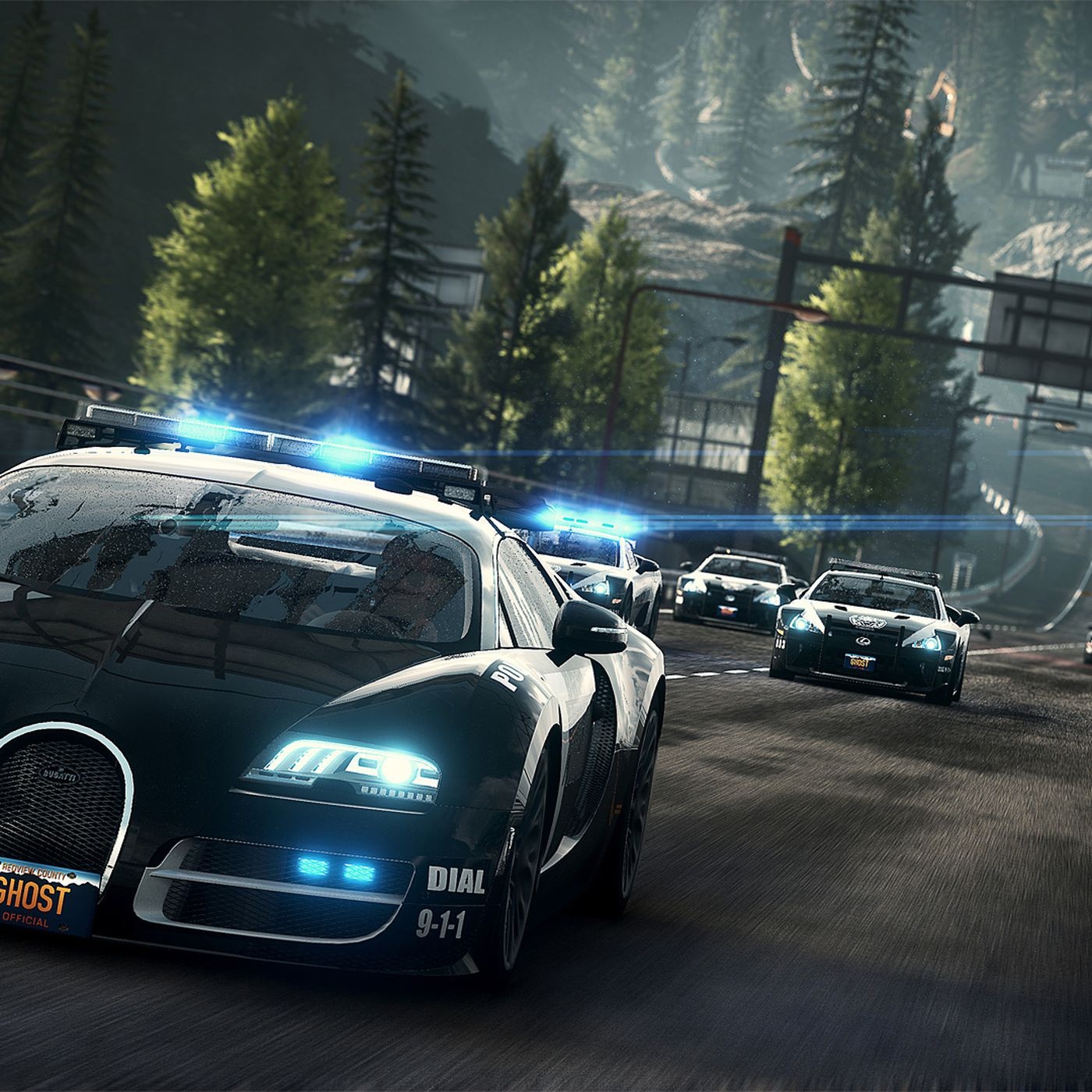 Ps4 S Need For Speed Rivals More Visually Impressive Than Pc