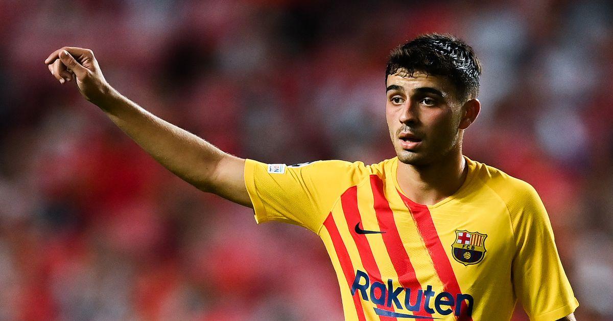 Barcelona midfielder Pedri set for further tests on injured thigh - report - Barca Blaugranes