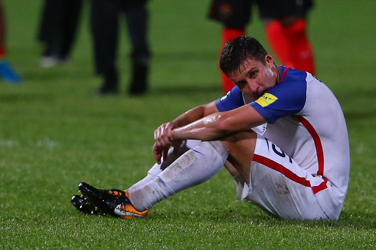 USA  failure flummoxes as place at the 2018 Fifa World Cup missed