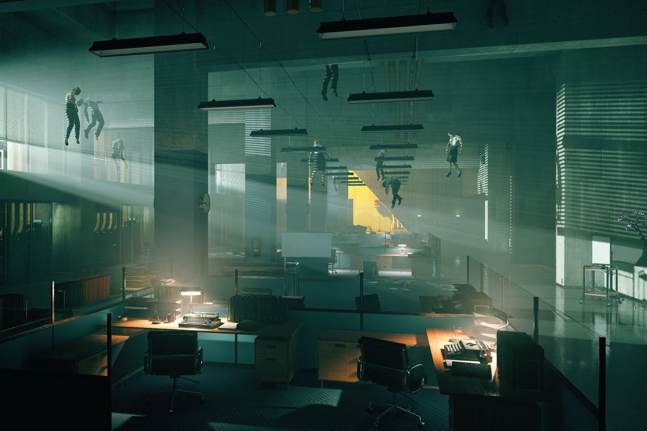 control is a ritual obsessed supernatural action game from the creator of quantum break