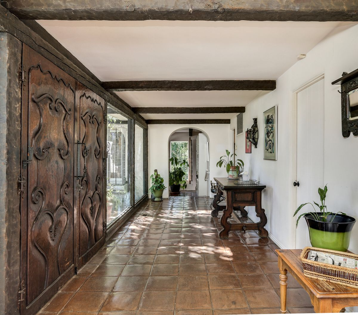 Palm Springs Estate With Hollywood And Literary Ties Asks