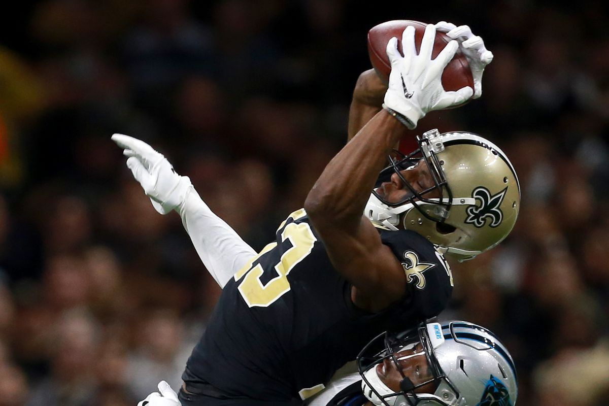Saints Fail To Reach 14 Wins In 33 14 Defeat To The Panthers Canal