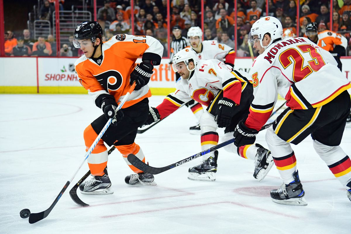 The Flames laid an egg last time against Philadelphia.