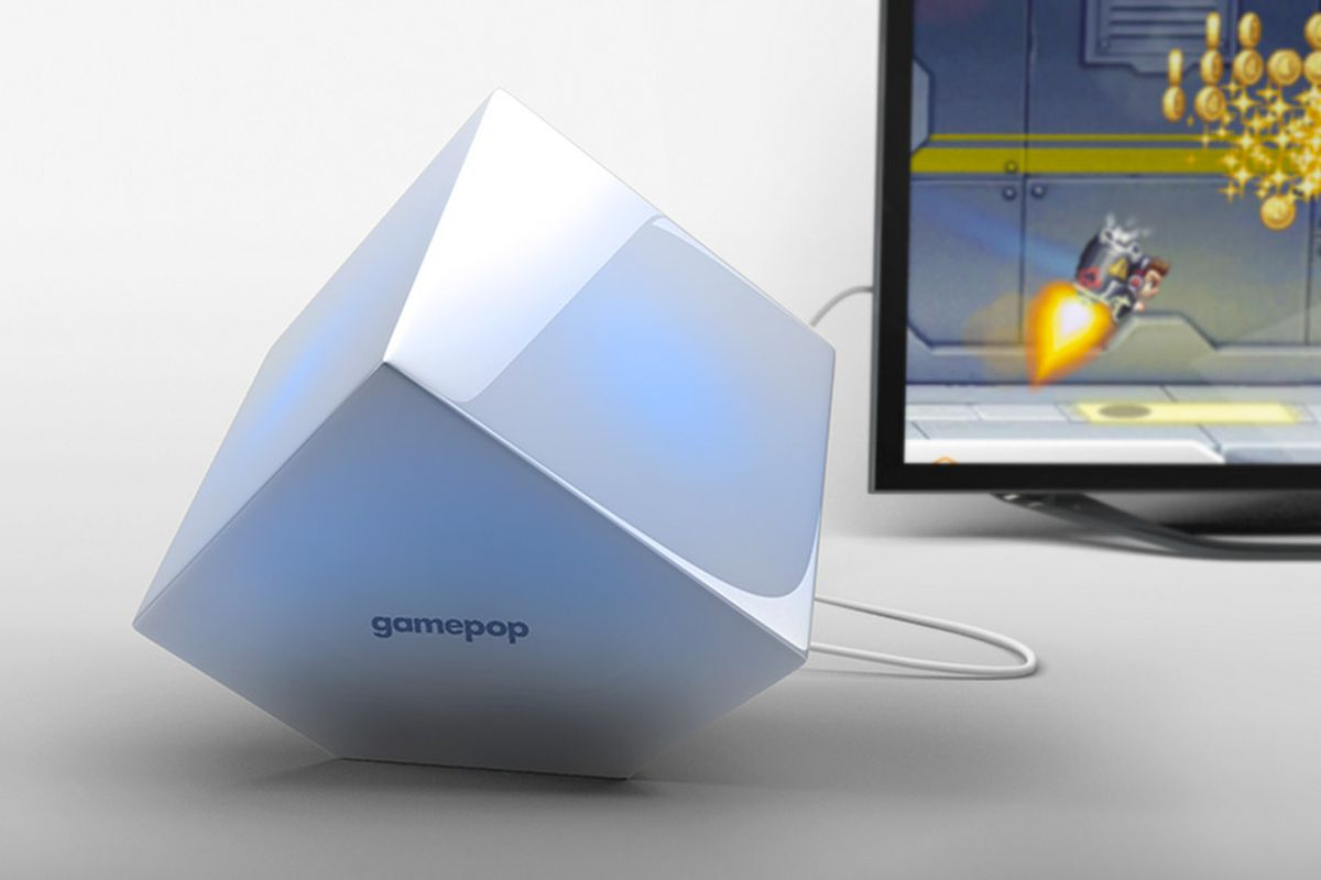 BlueStacks' Android-powered GamePop TV console to run iOS