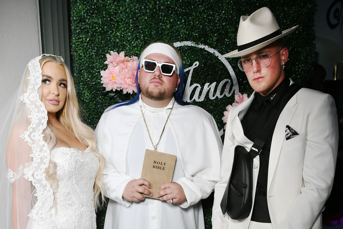Jake Paul, Tana Mongeau's 'wedding' is part of a bigger YouTube
