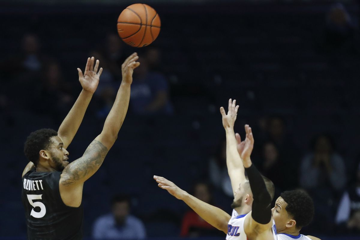 NCAA Basketball: Xavier at DePaul