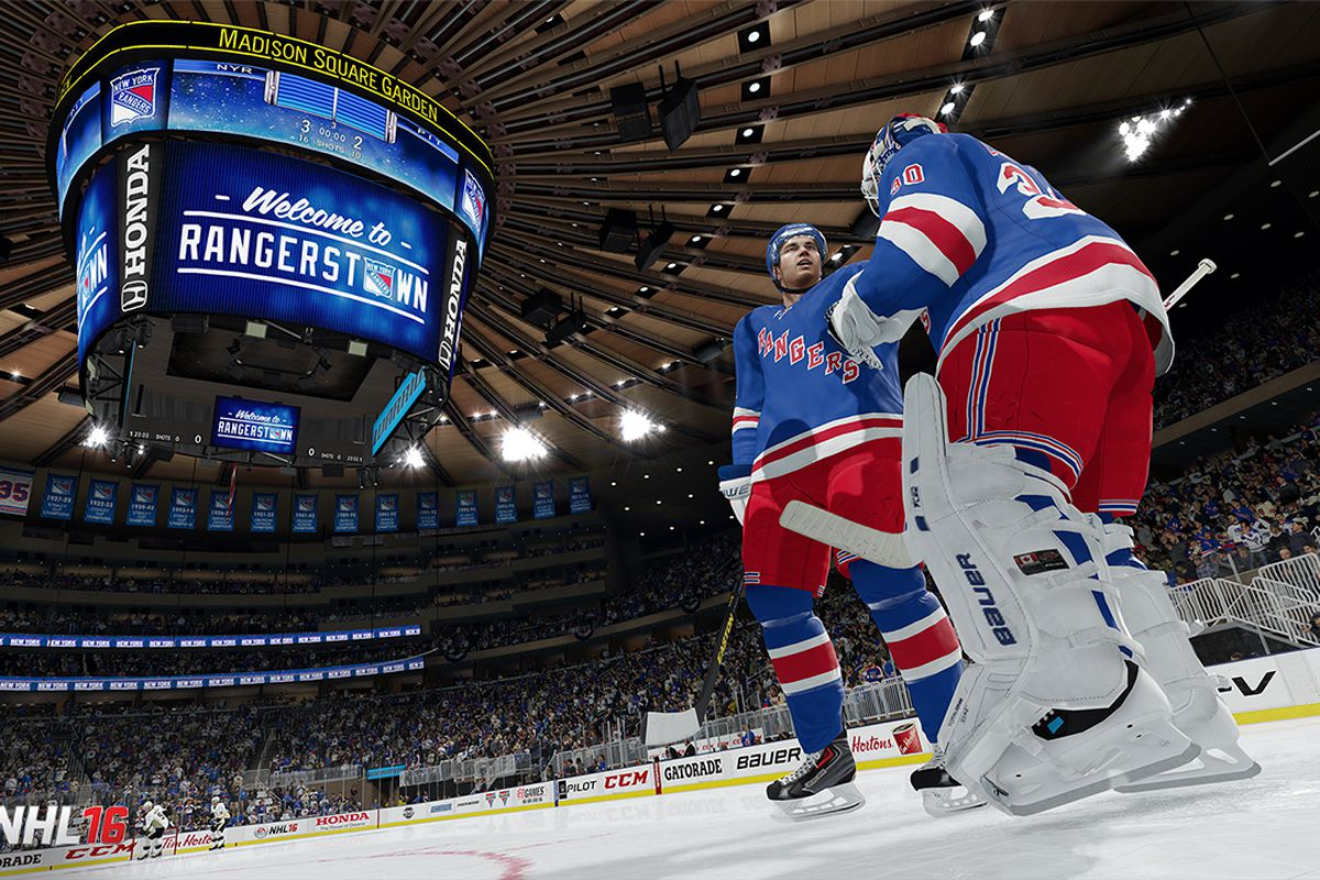Nhl 16 Gets Series First Ever Beta Next Week For Revamped Ea