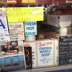 """<a href=""""http://ny.eater.com/archives/2012/11/loesers_who_goes_there.php"""">Who Goes There?: Loeser's Deli</a>"""