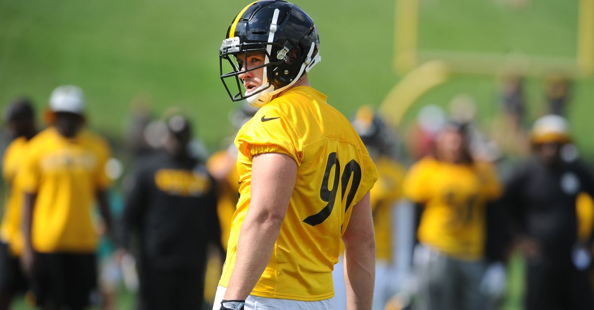 Winners and Losers from Steelers Training Camp 2018