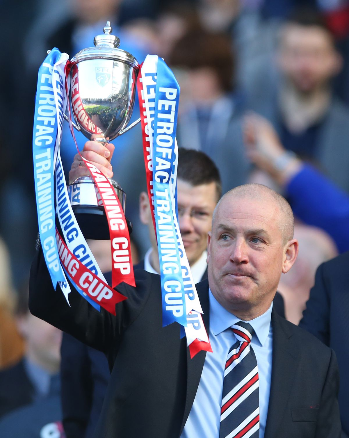 Rangers v Peterhead - Petrofac Training Cup Final