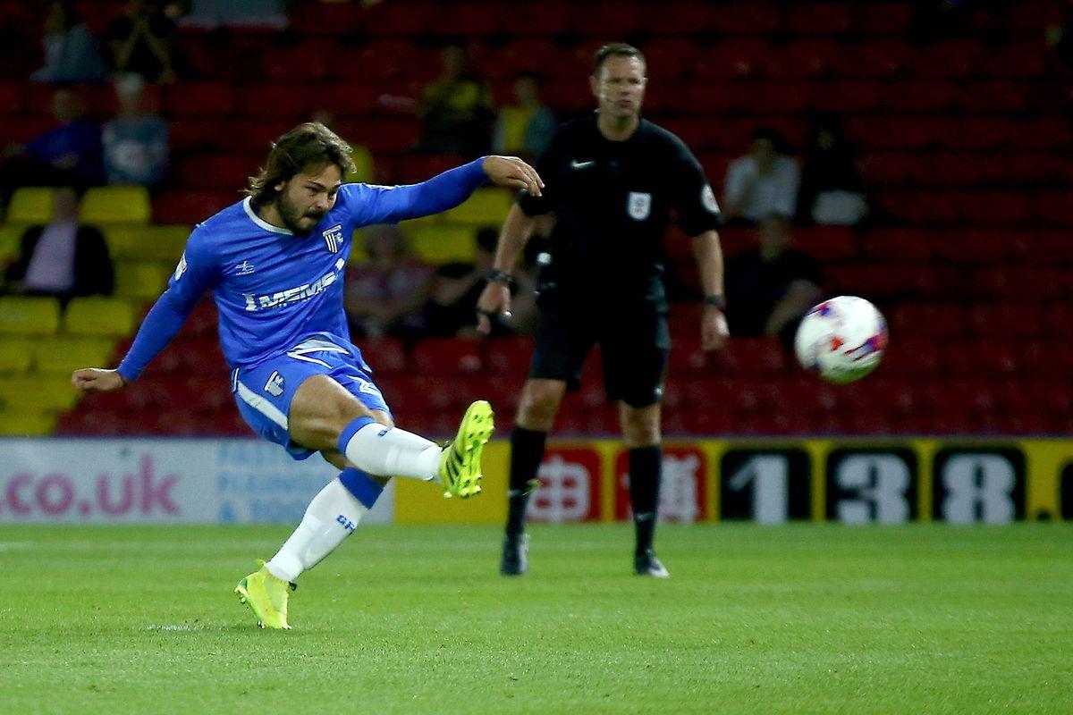 Watford v Gillingham: EFL Cup