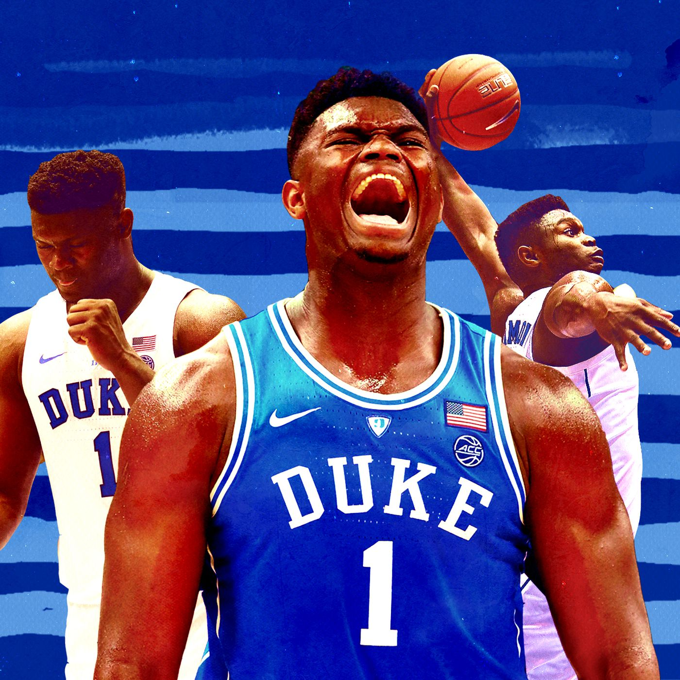 aa452d9ca58a Zion Williamson s NBA Draft transformation from mixtape star to can t miss  No. 1 pick