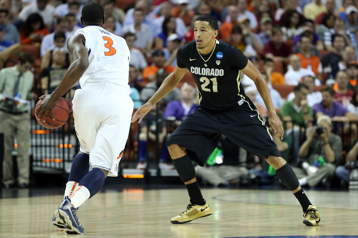 Andre Roberson didn't disappoint in likely his last game at Colorado