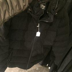 Men's Saks Fifth Avenue coat, $149