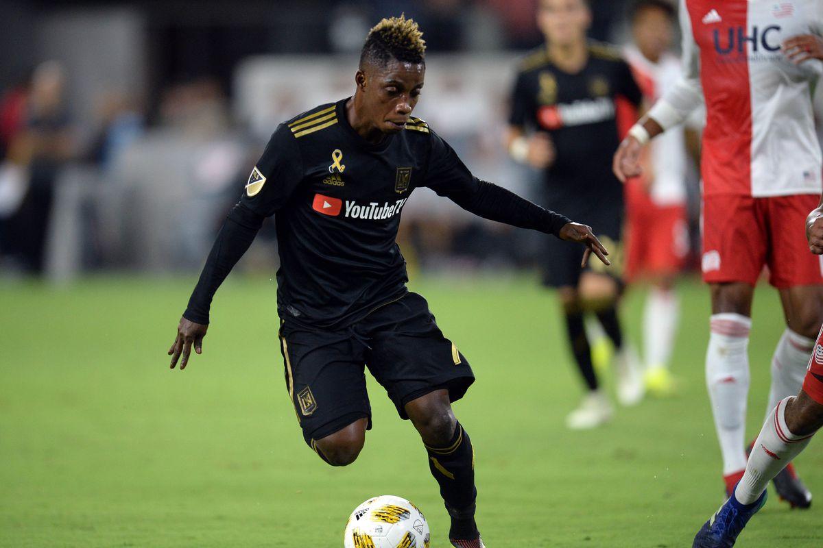 MLS: New England Revolution at Los Angeles FC