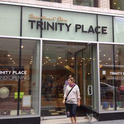 Trinity Place on Trinity Place