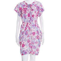 """<b>Etoile Isabel Marant</b> Hera Gorgeous Flower Dress, <a href=""""http://shopbird.com/product.php?productid=23456&cat=319&manufacturerid=&page=1"""">contact</a> Bird for pricing"""