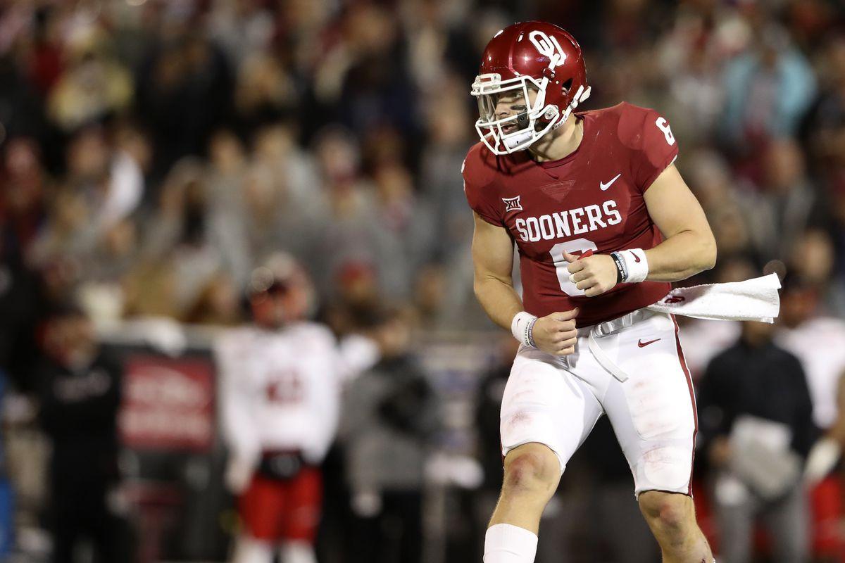 NCAA Football: Texas Tech at Oklahoma
