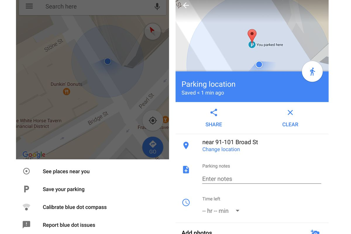 Google Maps is getting useful parking reminders - The Verge on