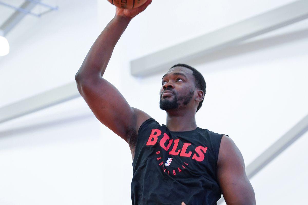 Chicago Bulls Training Camp