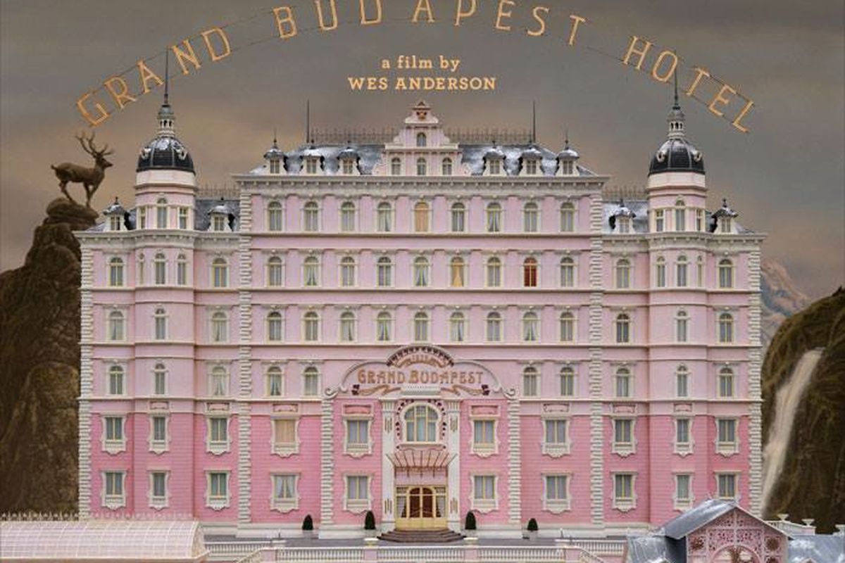 Overstuffed Desolation In The Grand Budapest Hotel Eater