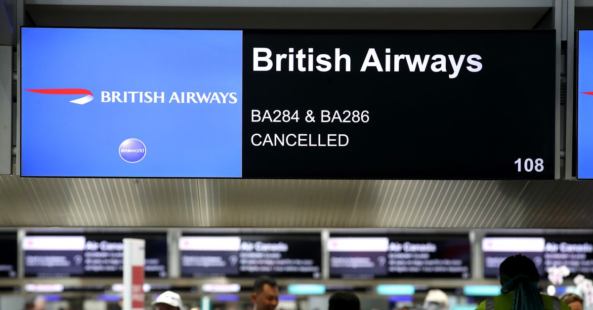 British Airways strike: Why most pilots have decided to stop working