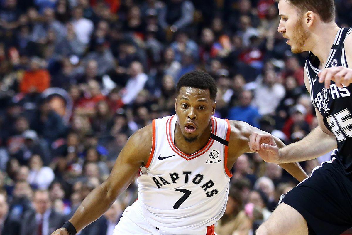 Game Thread: Toronto Raptors vs. San Antonio Spurs updates, TV info, and more, Kyle Lowry