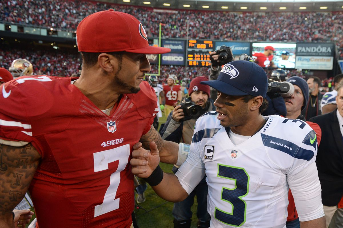 0cd4fa959 2014 NFC Championship Game  49ers vs. Seahawks Game Time
