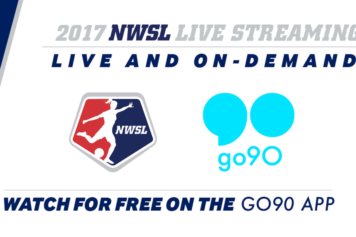 NWSL Announce Multi-Year Partnership With go90