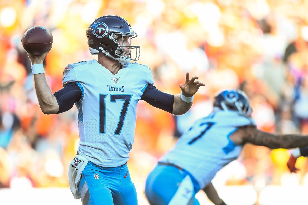Recap: Mariota benched as Titans get blanked by the Broncos, 16-0