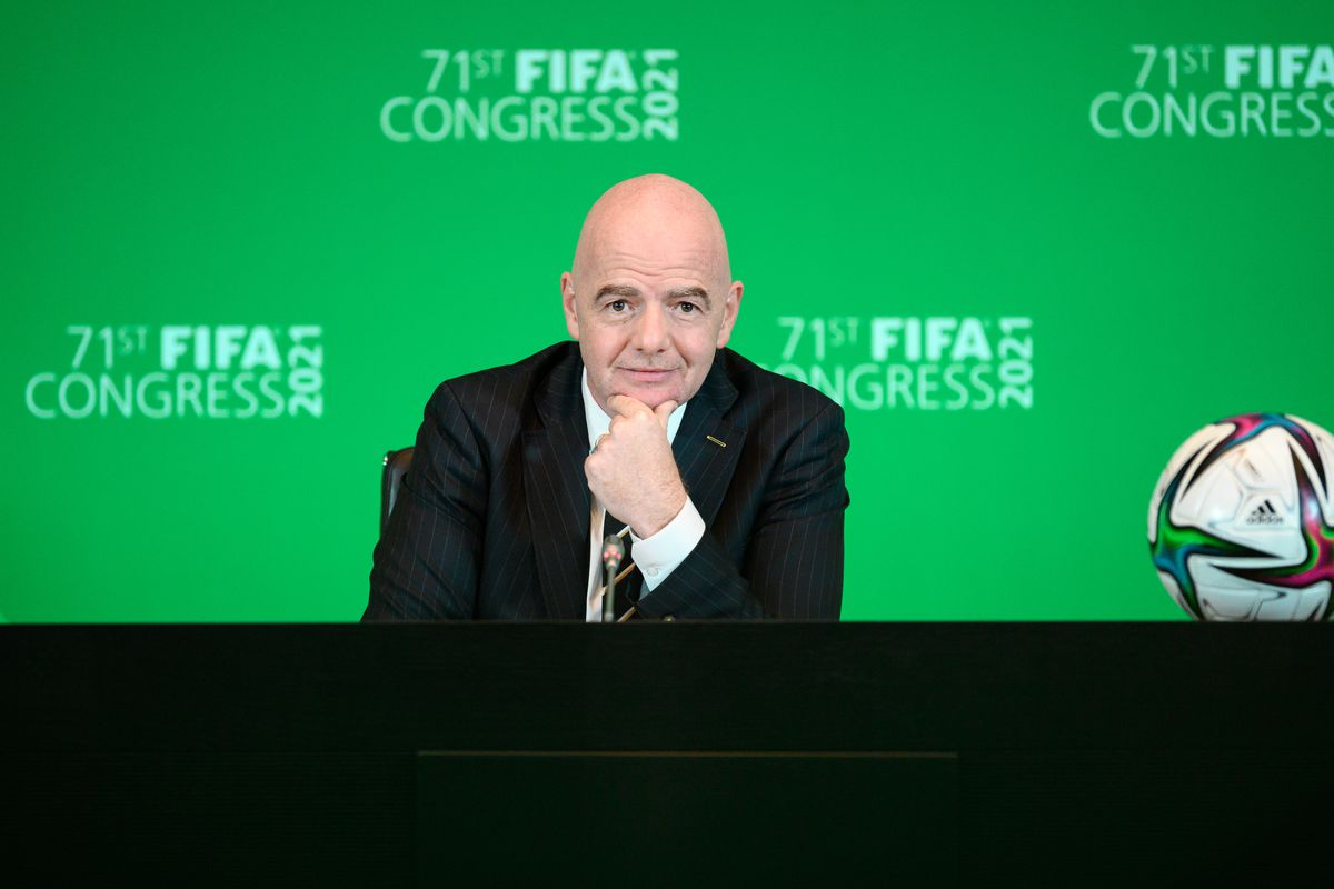 71st FIFA Virtual Congress & Council Meeting